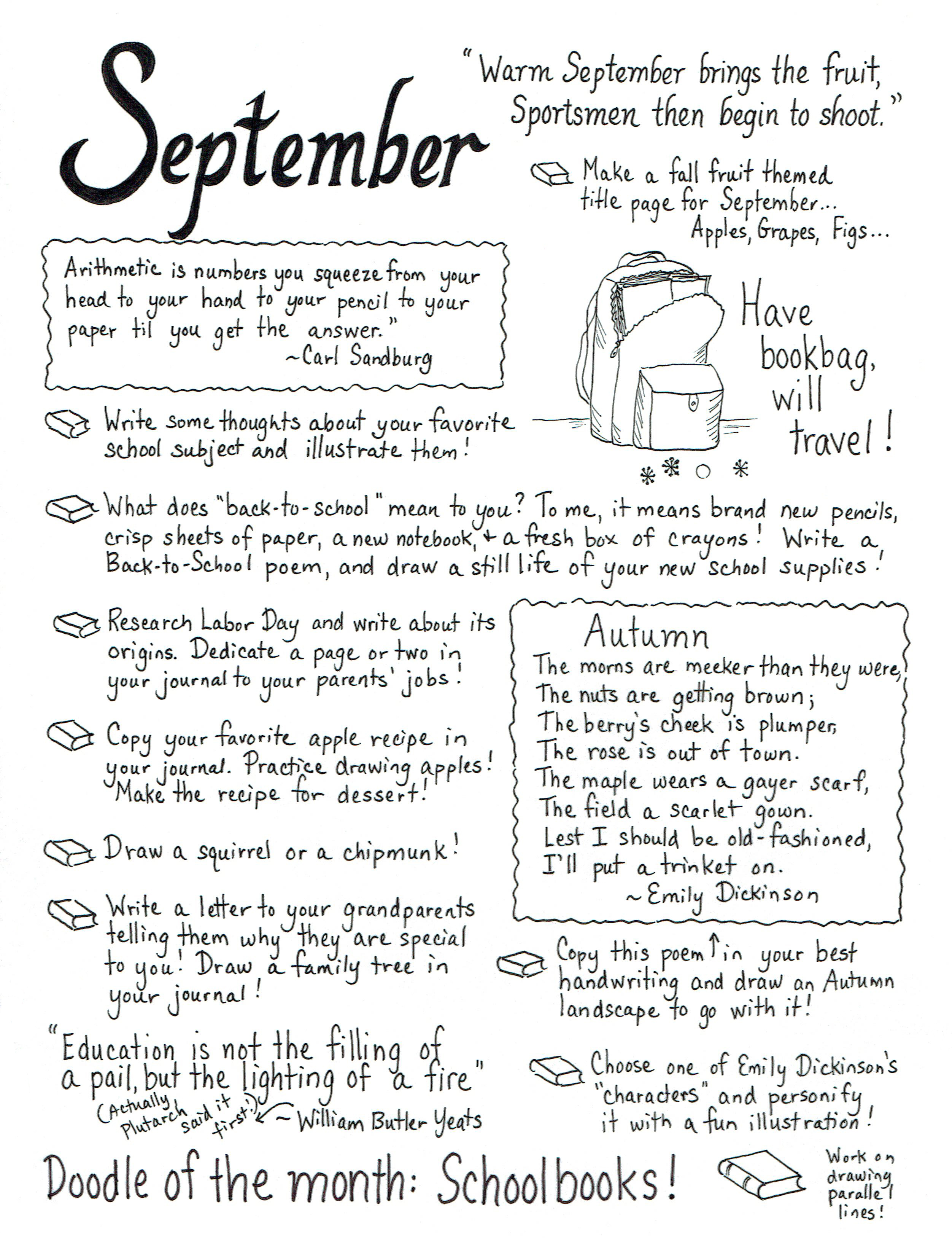 SeptemberPage